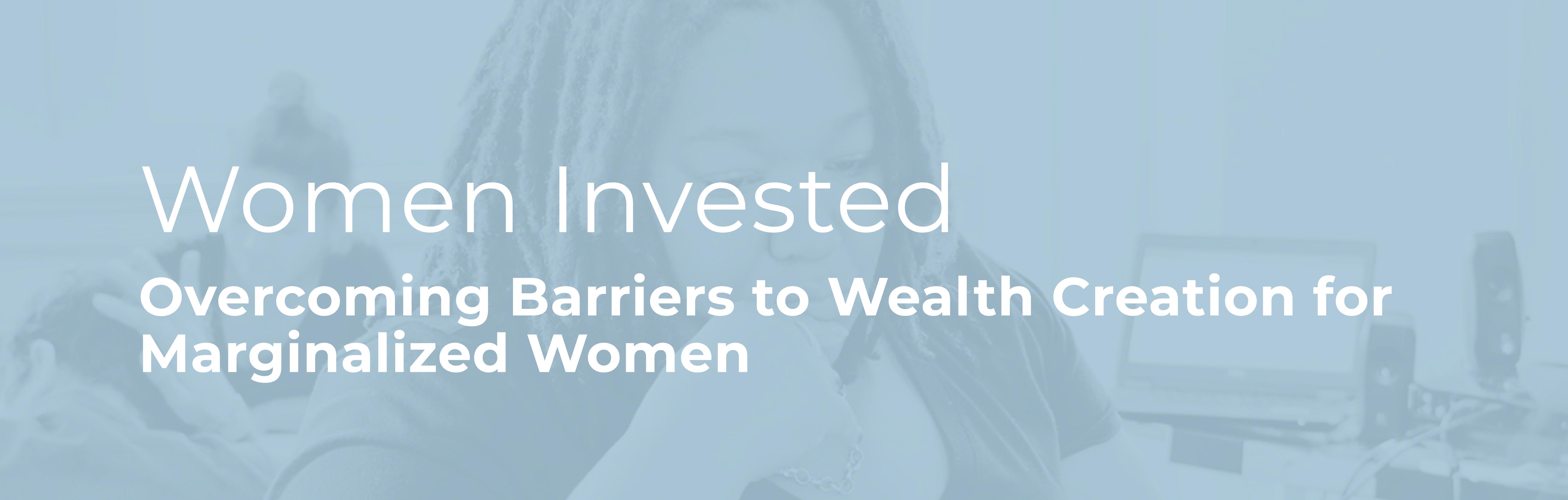 women invested header